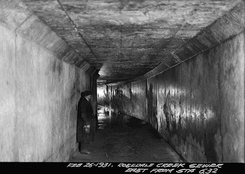 Toronto Sewer