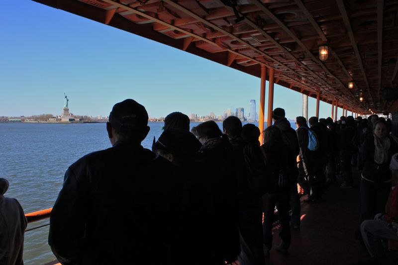 Liberty Island Viewers 002